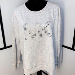 🆕MK Studded Logo Sweater
